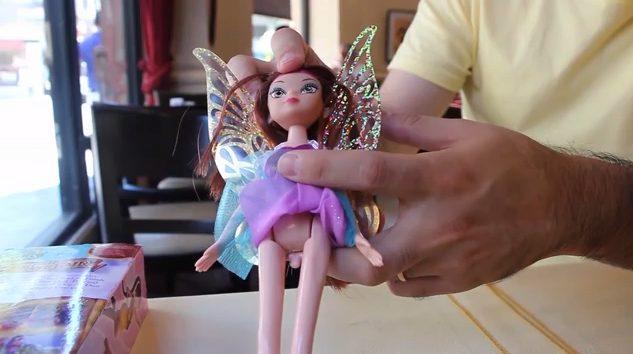 world's first transgender children's doll spotted