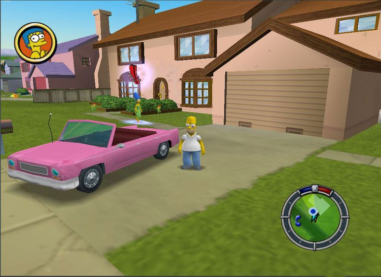 the simpsons hit & run has been remastered for ps4