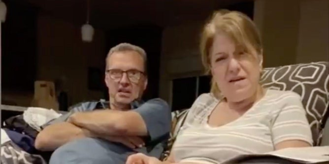 woman pranks maga parents into objecting to her dating a man who's been accused of sexual assault