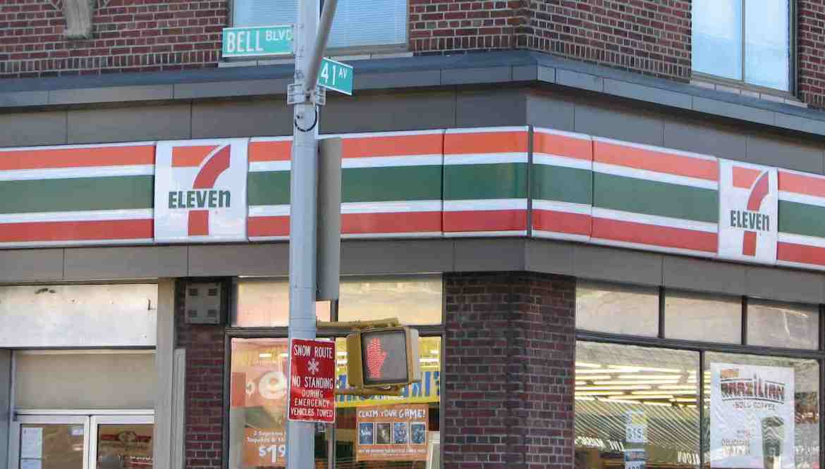 rather than calling the cops on hungry young thief, 7-11 owner sends him home with even more food