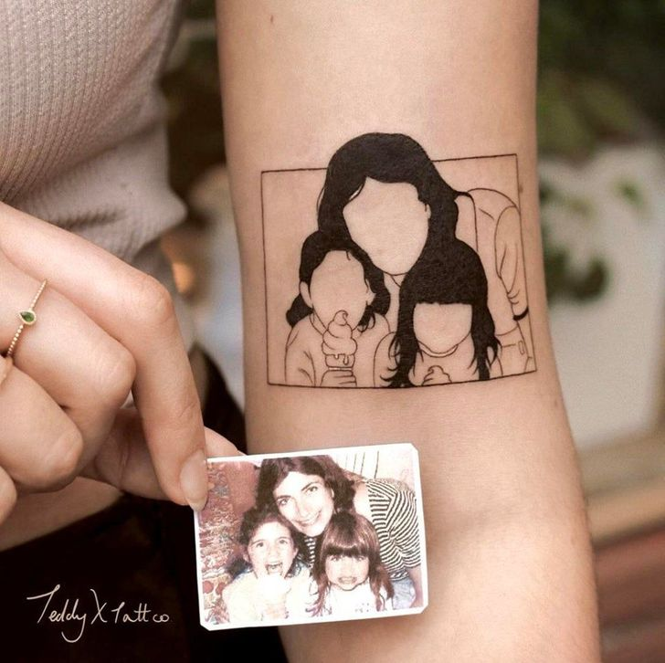 20 tattoos that actually do have a meaning behind them