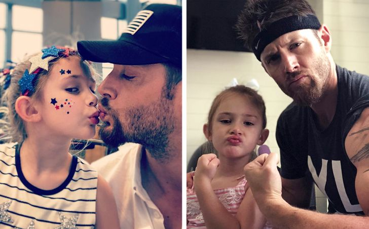 9 celebrity dads who are winning at being fathers