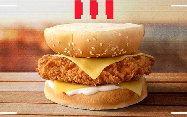 kfc australia reveals how you can order items off it's 'secret menu'