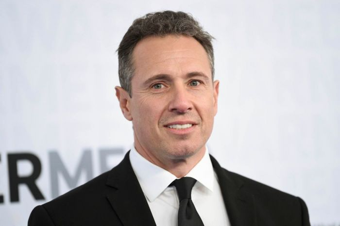 cnn host chris cuomo faces backlash for saying he is 'black on the inside'