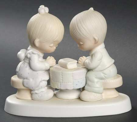 the real precious moments value: your figurines could be worth some serious cash