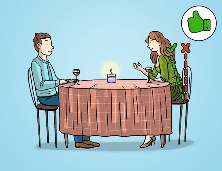 the body language which will reveal the truth about your relationship
