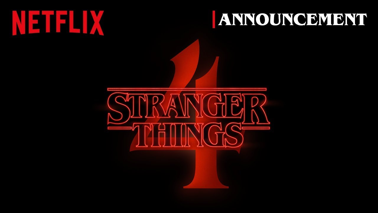 netflix just released the stranger things season 4 teaser trailer and i'm freaking out