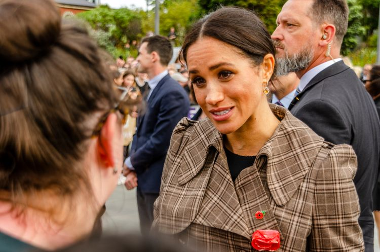 meghan markle makes heartbreaking confession about archie