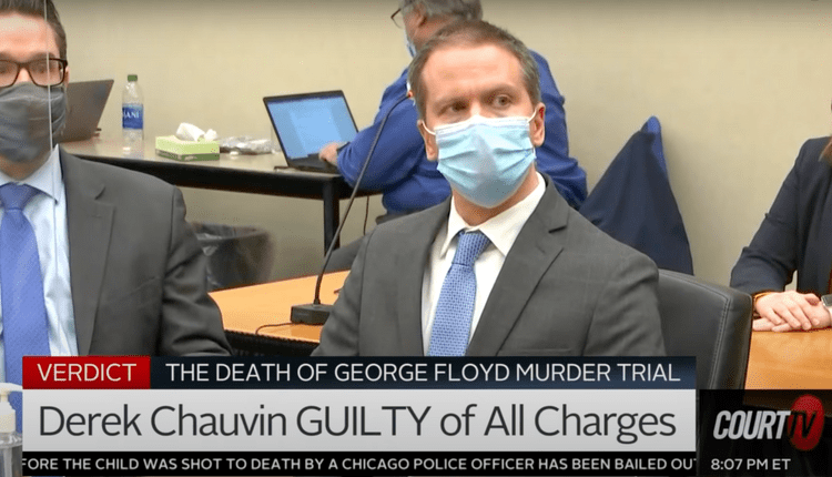 Derek Chauvin Sends Cryptic Message To George Floyd's Family During Sentencing