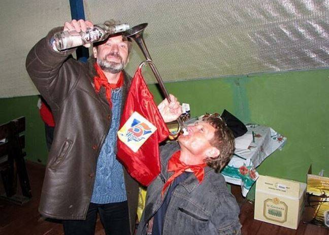 The Most Bizarre Photos From Russian Social Media Sites