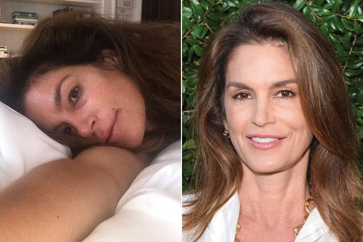 28 Celebrity Beauty Icons Who Look Gorgeous Without Makeup!