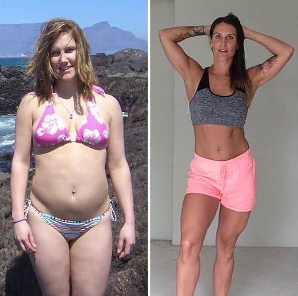 Women Are Comparing Pictures Of Their Bodies Having The Same Weight But Looking Completely Different