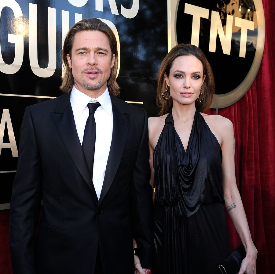 angelina jolie is 'bitterly disappointed' by brad pitt getting joint custody: source