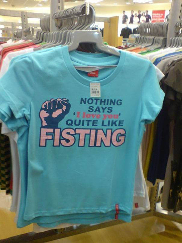 you will not believe that these horrible clothing fails actually made it to stores