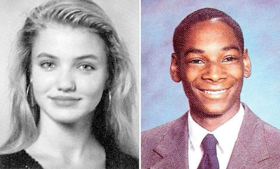 stars who went to school together