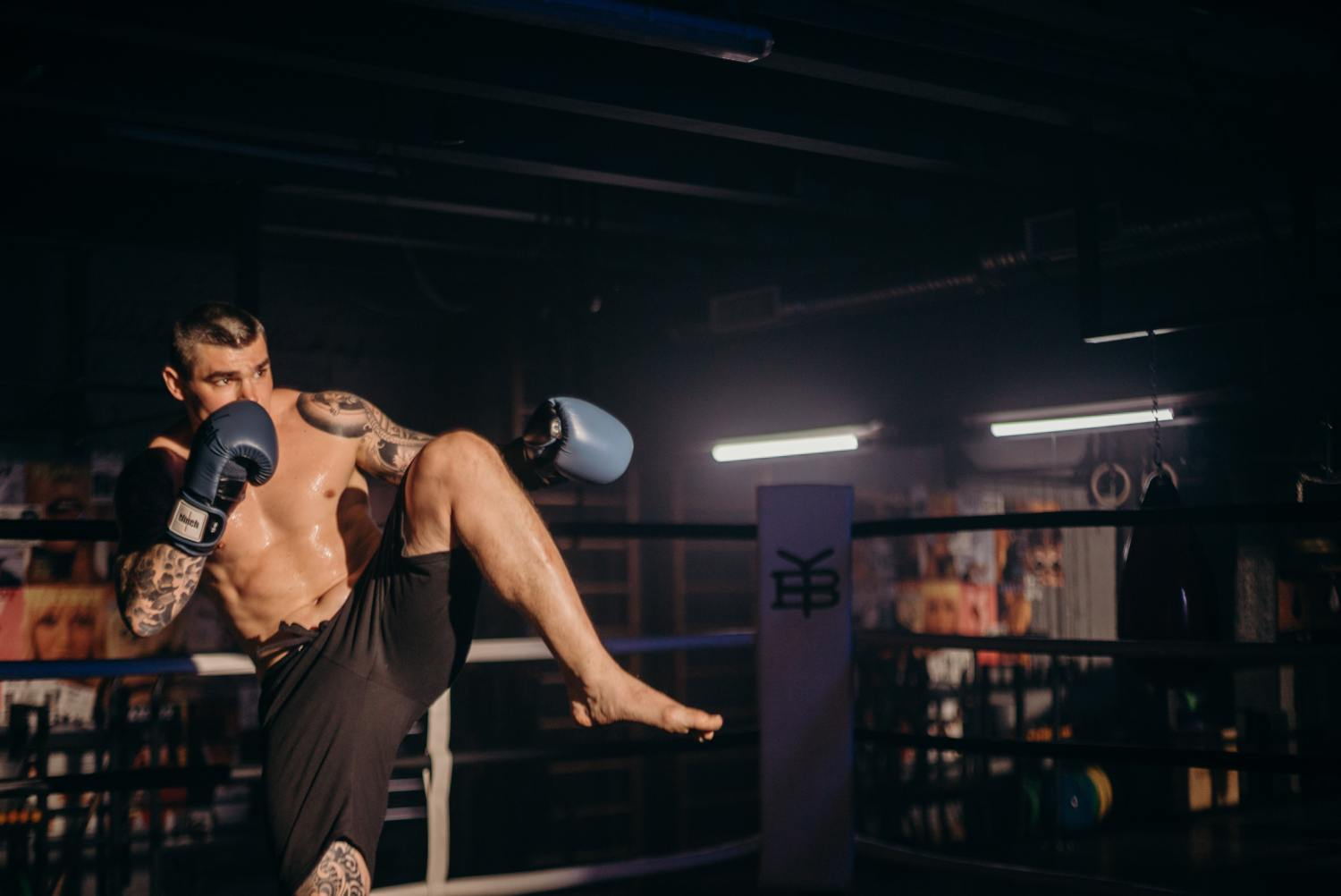 know before you go: kickboxing