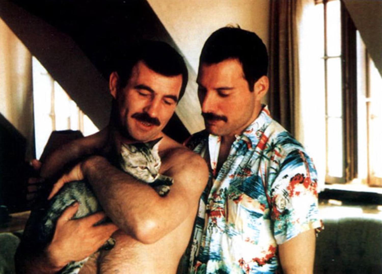 jim hutton: the story of freddie mercury's longtime partner