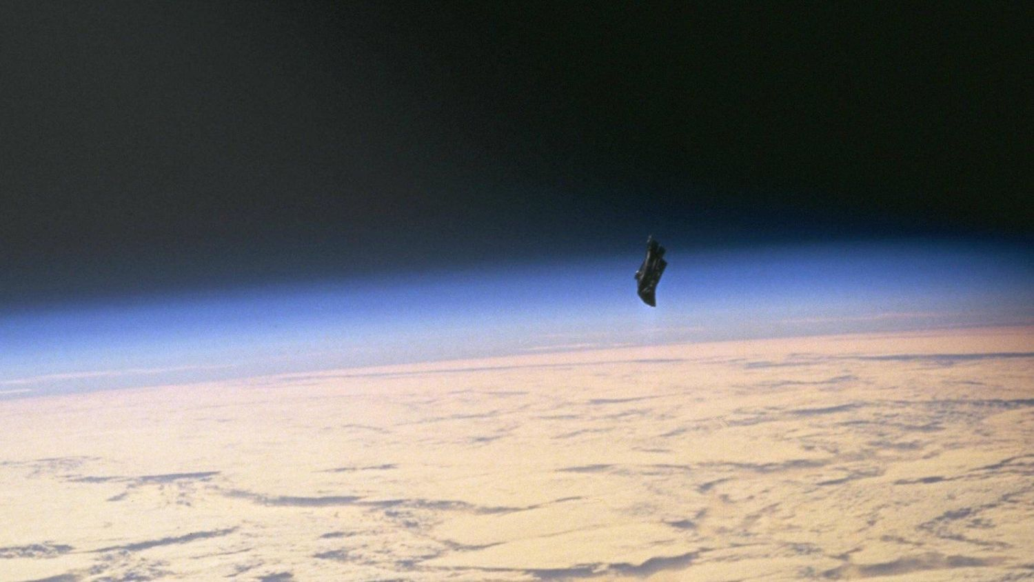 Why Some Say The Black Knight Satellite Is A 13,000-year-old Alien Spaceship