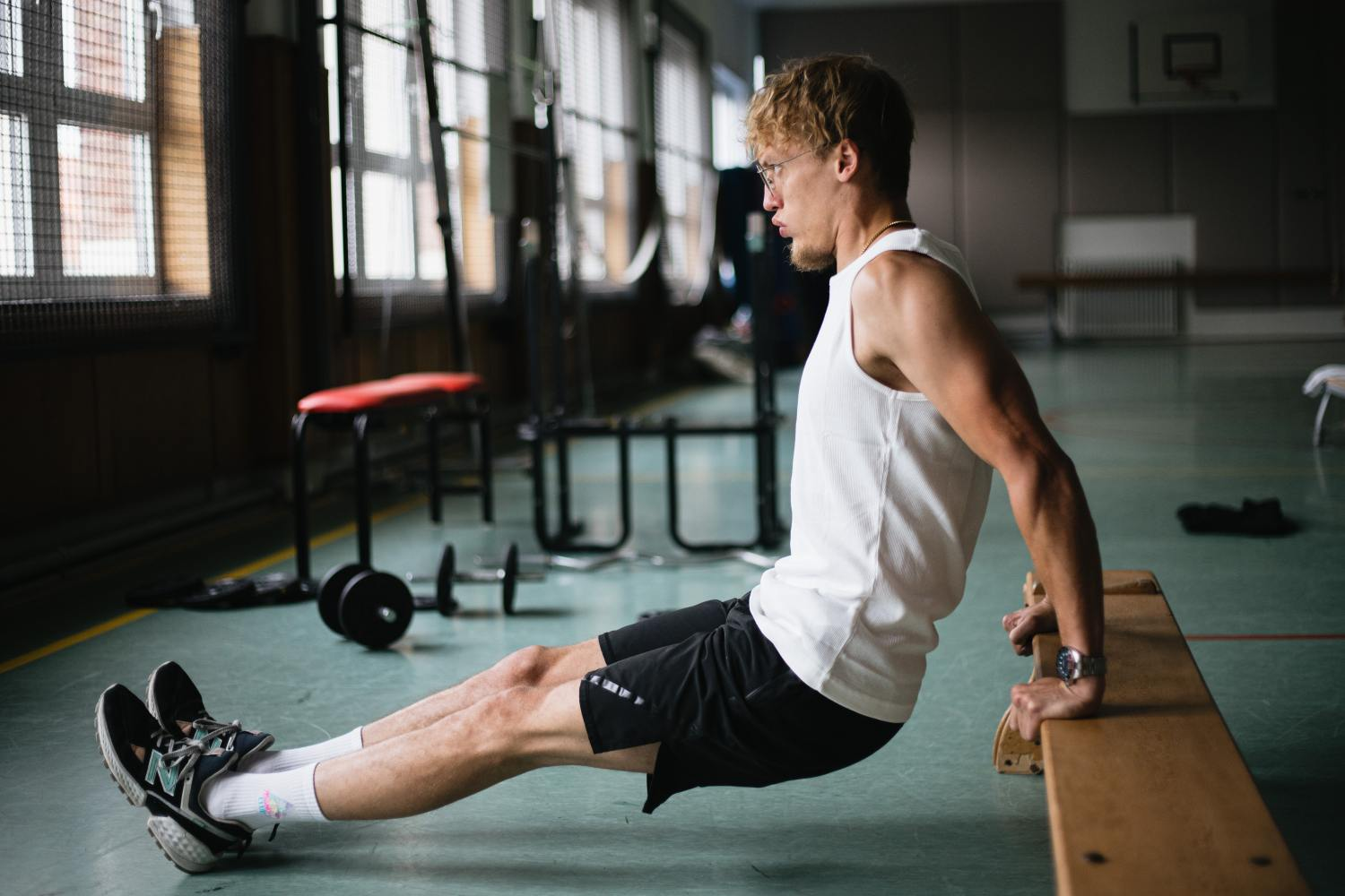 exercises to get rid of arm fat