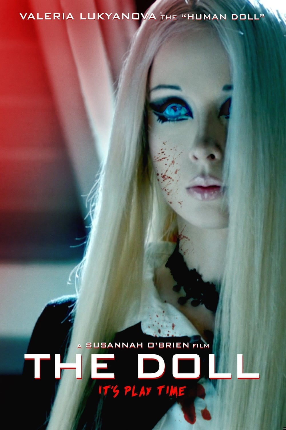 """Meet Valeria Lukyanova, The """"human Barbie"""" Who Claims She's Only Had One Plastic Surgery"""