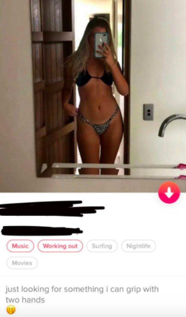 Girls On Tinder Who Have Zero Shame