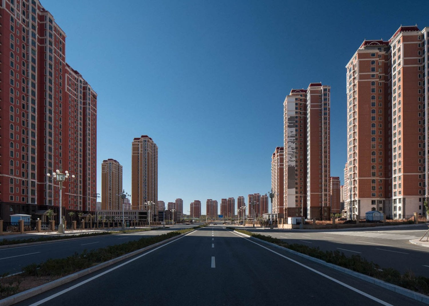 Incredible Chinese Ghost Cities From Past To Present
