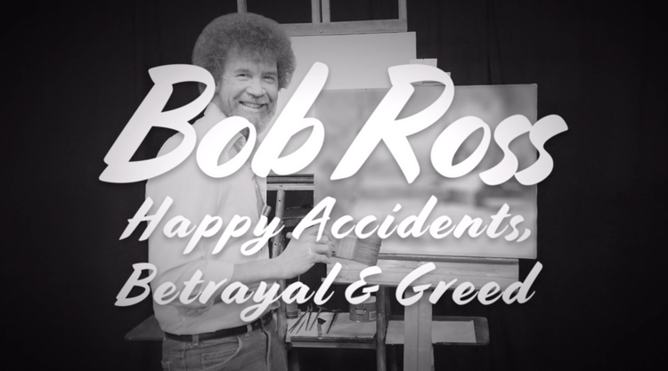 Bob Ross Pictured Without Signature Perm And Beard Is Freaking Fans Out