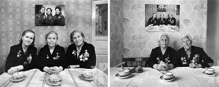 50 Funny And Spot-on Recreations Of Old Photos, As Shared In This Group