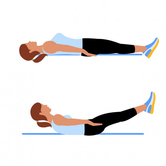 Epic Core Workout: How To Kill Your Abs In Less Than 10 Minutes