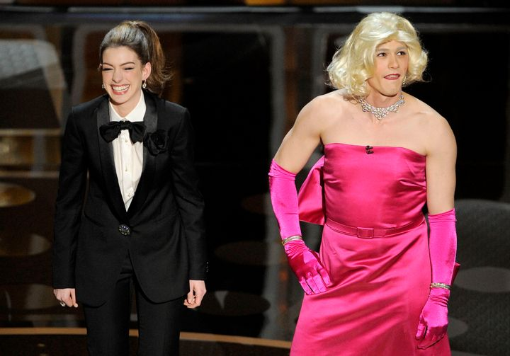 The Most Embarrassing Award Show Moments That'll Make You Cringe