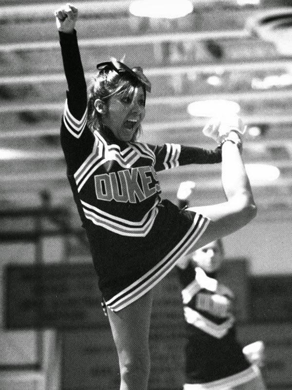 These Celebrities Were Cheerleaders Before They Got Big