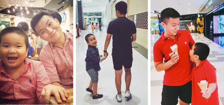 25 Cool Dads Who Are Sweeter Than Honey
