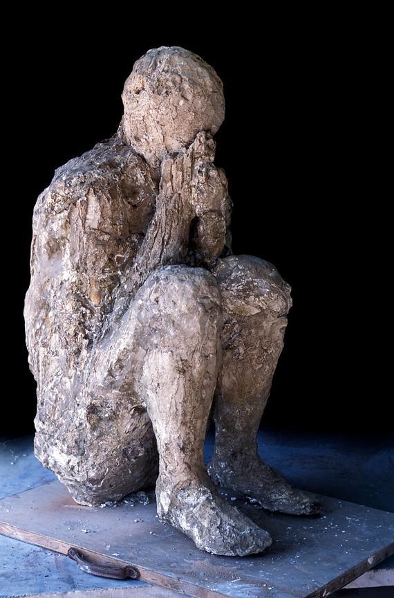 Pompeii Bodies: 14+ Shocking Photos Of Vesuvius' Victims