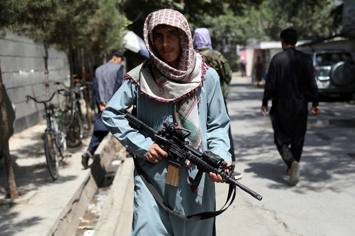 """Afghanistan: Gay Man """"raped And Beaten"""" By Taliban After He Was Tricked Into Meeting Them"""