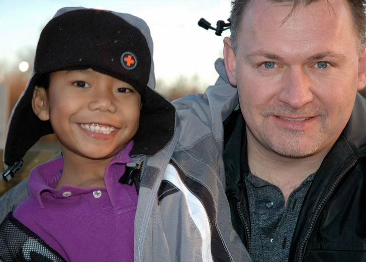A Single Gay Dad Adopted An Ill Child And Raised An Olympic Champion