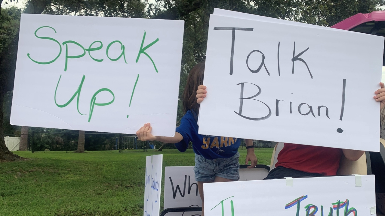 Gabby Petito Disappearance: Brian Laundrie Home In Florida Will Be The Site Of Another Protest Friday