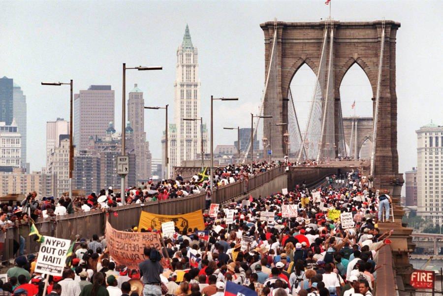 1990s New York Photos
