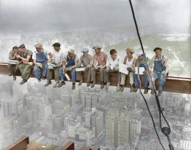 These 40+ Colorized Photos Show The Past In A Brilliant New Light