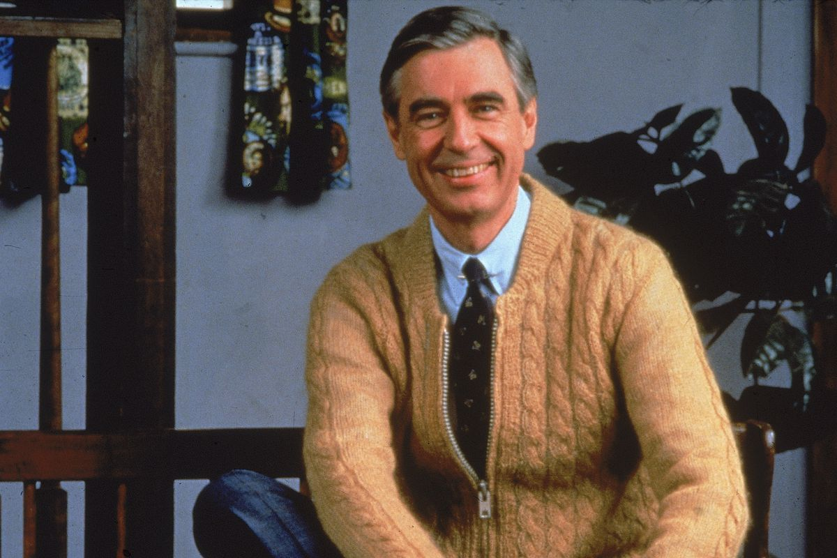 The Truth Behind Those Rumors About Mr. Rogers' Tattoos That Surfaced After His Death