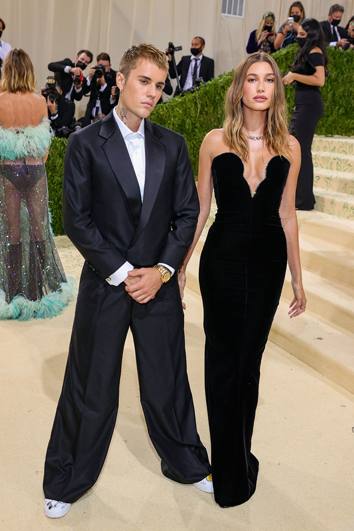 20 Celebs Who Turned Up The Heat With Their Outfits At The 2021 Met Gala