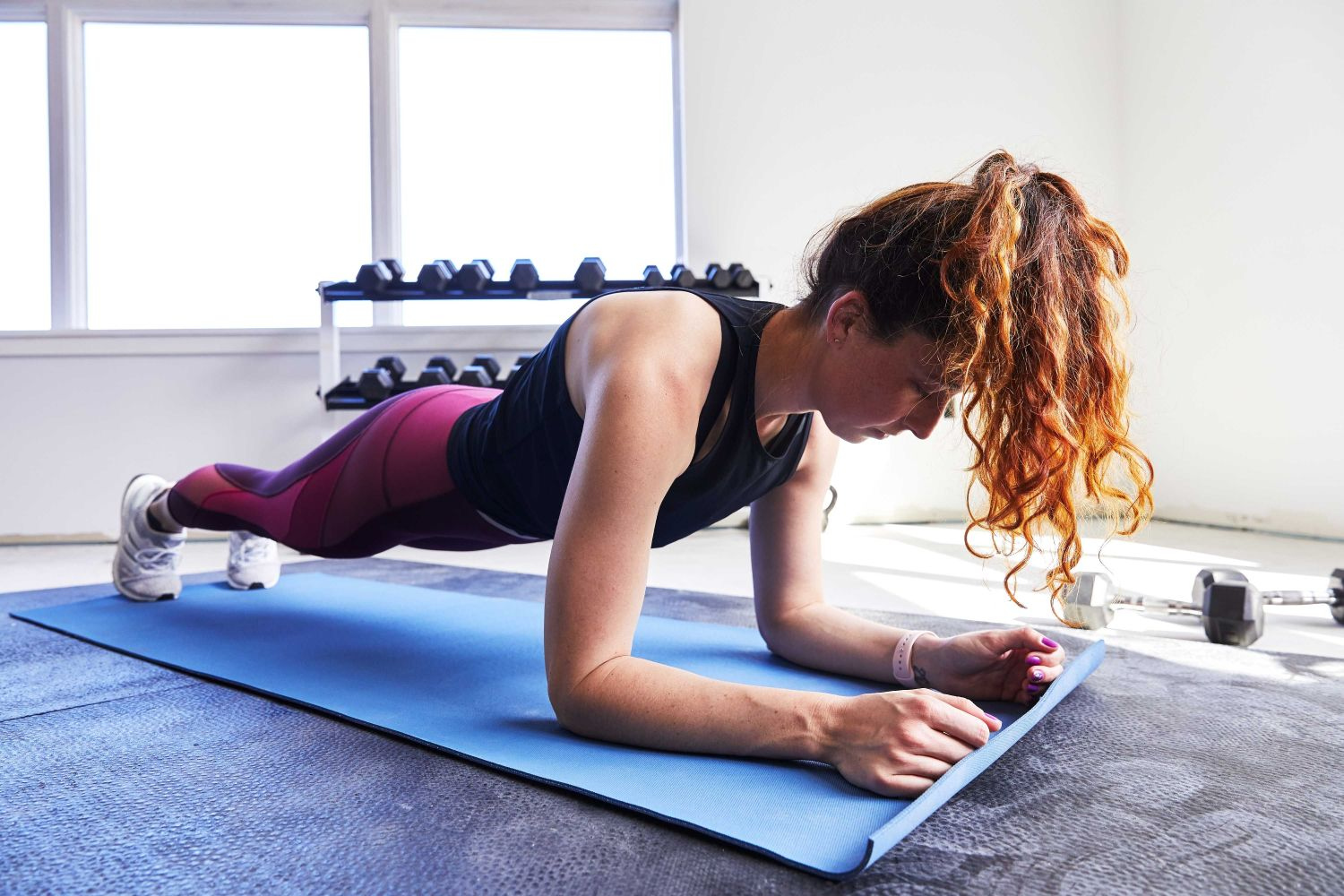 Plank- The No.1 Core Exercise Of All Time!