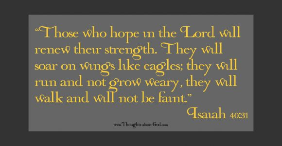 Hope within the Lord