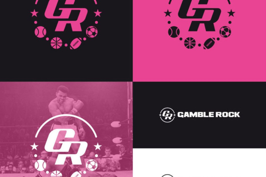 Gamble Rock Logos
