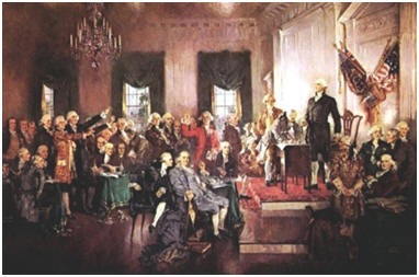 Picture of our Founding Fathers