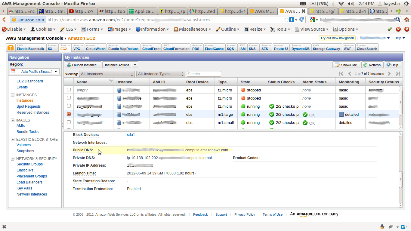 Monitoring And Managing Amazon Rds Databases Using Mysql