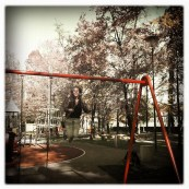 Swings in Lugano!