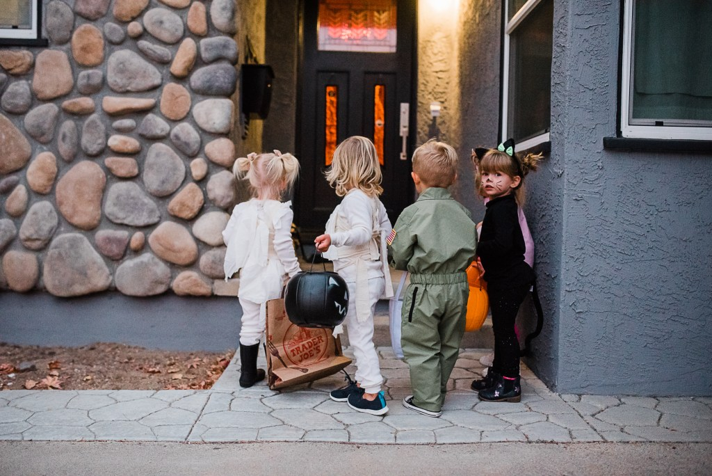 A recap of our halloween festivities this year and our DIY costume