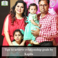 Tips to achieve relationship goals by Kapila