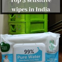 Top 5 sensitive wipes in India