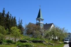 Chapel on Little Cranberry Isle (Isleford)